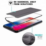 3D Full Coverage Tempered Glass Screen Protector for iPhone X