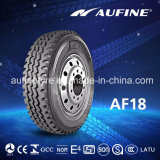 Aufine TBR Tyre with label Certificate (9.00r20 10.00r20 11.00r20 11.00r22 12.00r20 12.00r24)