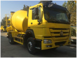 Wholesale Factory Supply HOWO Concrete Mixer Truck