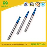 China Wholesale Tungsten Steel Carbide Corner Raduis End Milling Cutter with Coating