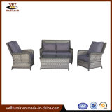 Well Furnir 4PCS Outdoor Sofa Set