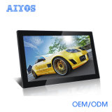 Cheap Price 15.4 Inch TFT Digital Picture Frame Video Player with 1280*800 Resolution