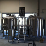 1000L Superior Turnkey Insulated Steel Beer Brewery Equipment for Sale