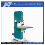 Low Price Mini Band Saw Vertical Metal Band Saw (Manual and Automatic) Woodworking Machinery/ Cheap Woodworking Saw Wood Cutting Vertical Band Sawing Machine
