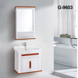 Environmentally Friendly Waterproof Wall Mounted Solid Wooden Furniture Bathroom Cabinet