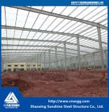 Steel Structure Construction Made of Building Material with ISO Certification