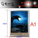 LED Advertising Frame Aluminum Snap Clip Photo Exhibition Display Frame