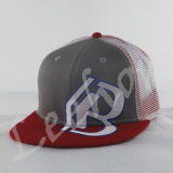 Wholesale Plain Snapback Baseball Mesh Cap