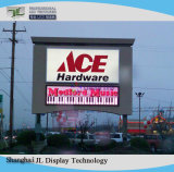 Full Color Video P6 Advertising Outdoor LED Display Signs