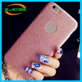 Ultrathin Bling Powder Frosted TPU Case for iPhone7