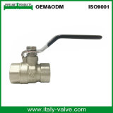 Hot Selling Good Price Teflon Seal Dn25 Female Full Bore Forged Cw617n Brass Ball Valve