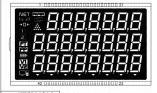 Black Ground Va Negative LCD Module