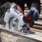 Power Tools 185mm Electric Small Circular Saw for Wood Cutting