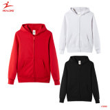 Healong Top Sale Sportswear Plain Hoodie with Your Own Logo