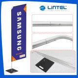 Advertising Sail Banner Hot Sales F Shape Aluminum Flagpole (LT-17G)