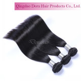 Popular Long Human Hair Extensions Can Dye Natural Black Virgin Hair