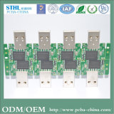 Shenzhen SMT Line Phone LED USB Test PCBA Manufacturer