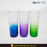 Wholesale Souvenir Custom Shooter Glasses Long Stem Shot Glass