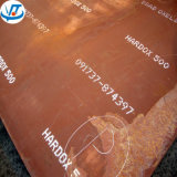 Competitive Price 20mm Steel Plate Hardoxxs 500 with High Hardness