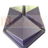Hyperbolic Decorative Aluminum Cladding Panels