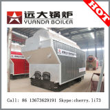 Wood Rice Husk Fired Steam Boiler for Textile Industry