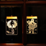 LED Light 3D Decorative Lights for Xmas Valentine's Birthday Gifts