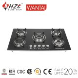Enamel Pan Support 5 Burner Gas Hob