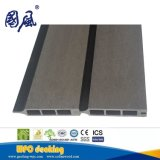 Wood Grain Composite Panel for Exterior or Interior Wall Cladding