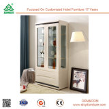 Modern American Country Style Wine Wooden Cabinets Made in China