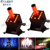 250W Big LED CO2 Jet Machine 8-10m Height DJ Jet CO2 LED Stage Effect Machine