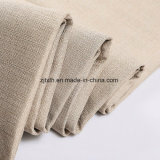 100% Polyester Linen Fabric a Popular Sofa Fabric