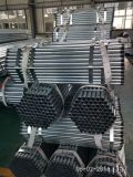 Hot Dipped Galvanized Pipe BS1387 Thread End