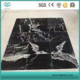 China Black Granite with White Veins, Royal Ballet Slabs for Sale