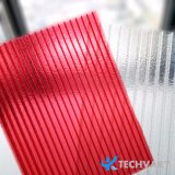 Polycarbonate Twin-Wall Hollow Frosted Clear PC Sheet/Polycarbonate Frosted Sheet