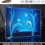 Customized Cabinet Size Transparency LED Display of Building Glass - Wall