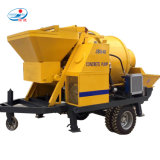 Efficient and Convenience Mini Cement Mixer Machine Concrete Pump