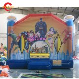 13X13FT Cartoon Character Inflatable Bouncer for Kids, Jumping Castle Inflatable Moon Walk for Renta
