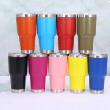 Custom Logo Stainless Steel Tumbler China Yetis Price 20oz 30oz Double Walled Mug