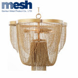 Decorative Chain Link Curtain Hanging Screen Room Divider