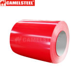 High Quality Prepainted Color Coated Steel Coil PPGI