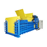 Semi-Automatic Horizontal Waste Paper Baler/Baling/Packaging/Hydraulic Press Machine