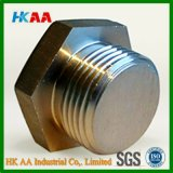 Metric Hexagon Head (Stainless Steel/Brass) Taper Pipe Plug