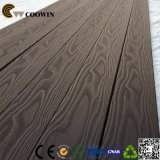 Art Color 3D Deep Embossing WPC Decking Floor