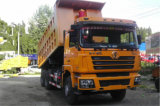 Shacman 6x4 Large Horse Power Dump Truck