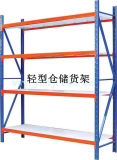 Standard Light-Duty Warehouse Metal Rack Shelf From Suzhou Yuanda