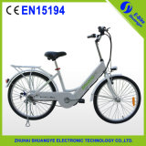 2015 1 Speed for Lady Electric Bicycle
