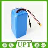 Rechargeable Cylindrical 18650 36V 10ah Li-ion for LED Power