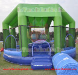 New Inflatable Wrecking Ball with 4 Podiums for Sale