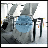 Mzqs Gravity Bend Screener in Starch Processing