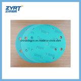 Q7 Green Film Base Hook and Loop Backing Abrasive Discs